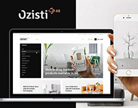 Ozisti | Augmented Reality WordPress Theme