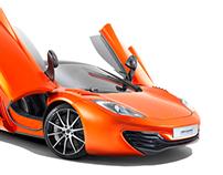 Forgotten McLaren Images
