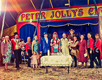 Peter Jolly's Circus