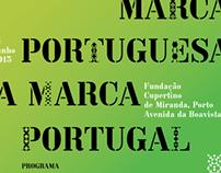 MARCAS PORTUGUESAS E A MARCA PORTUGAL