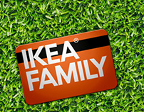 IKEA FAMILY ONE CARD concept