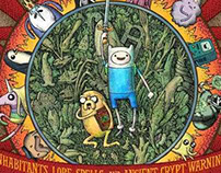 NYT-best selling Adventure Time Encyclopaedia & more