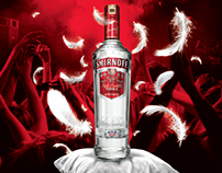 "Smirnoff - New Year ""Be There"""
