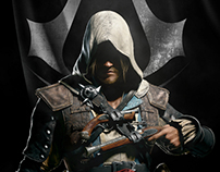 Unite Under The Black Flag - GameStop/ACIV