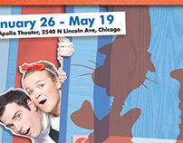 Poster Design: Emerald City Children's Theatre 12/13