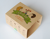 Plantit Yourself concept, identity and packaging