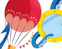 Google Doodle: Jules Verne