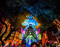 Titan V2 - Mardi Gras 2019