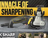 Knife Sharpener Ads