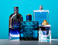 Perfume Advertorial