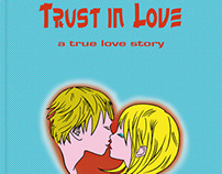 Trust in Love - Cover Design