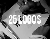 25 Logos