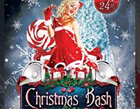 CHRISTMAS BACH Flyer Template