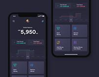 Mobile Wallet App Concept