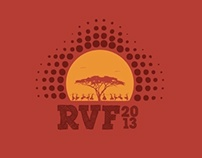 Rift Valley Festival T-Shirt Design 2013