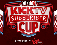 KICKTV FIFA14 Subscriber Cup Graphics Package