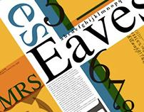 Mrs Eaves//