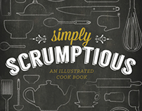 Simply Scrumptious Cook Book