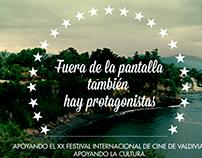Chilevision / Festival de cine de Valdivia
