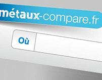 Metaux-compare.fr