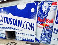 Red Bull // Tristan Eaton