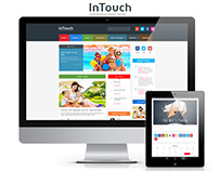 InTouch - Retina Responsive WordPress News Theme