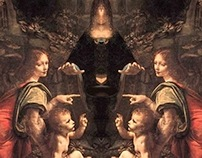 Madonna Of The Rocks, An Unknown Dimension