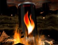 Coca-Cola BURN