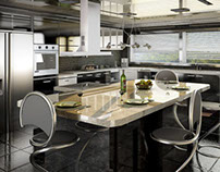 Friendly Kitchen