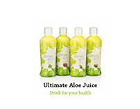 """""""Ultimate Aloe Juice"""""""