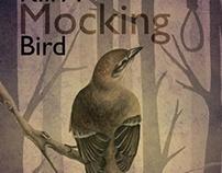 To Kill a Mockingbird Cover, Senior Thesis 2013