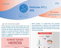 Newsletter APLL Abril
