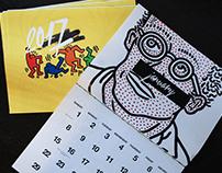 Keith Harding Calendar