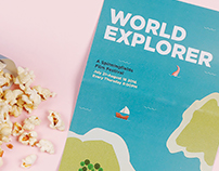 World Explorer: A Spinningfields Film Festival