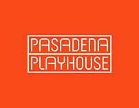 Pasadena Playhouse - Brand Identity