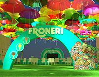 FRONERI Ice Cream Event