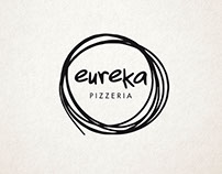 Eureka Pizzeria Logotype