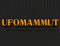 Ufomammut live at SonicBlast Moledo 2018