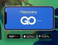 Discovery Go App
