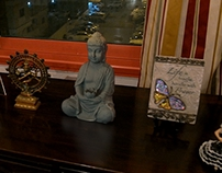 Buddha Tracking Test