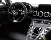 Automotive Interiors CGI