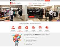 Lab Analytics Store - Responsive Wordpress