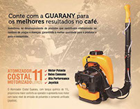 Anúncio anuário do Café