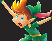 Peter Pan   Pinocchio
