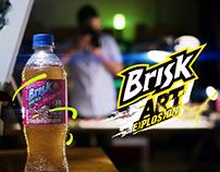 Brisk Art Explosion - Cintascotch Mastertips