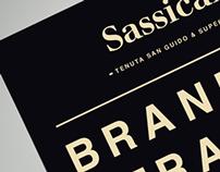 Creative branding - Sassicaia / Mille Miglia