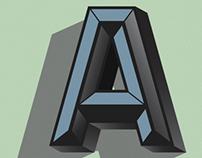 Activa Font Design