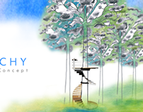 Hierarchy - A Tree House Concept