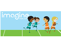imagine kids illustrations