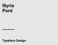 Illyria Typeface